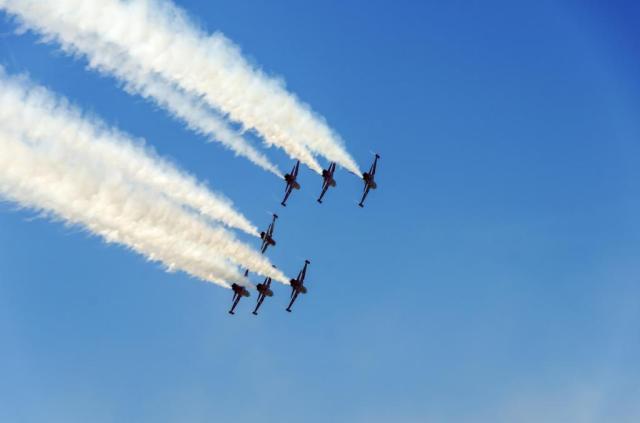 Bodrum Air Show Photography – April 2012