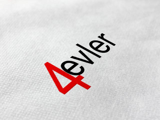 4Evler Logo Design – April 2012