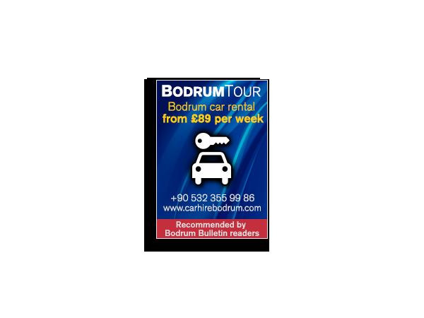 BodrumTour Banner Advert – May 2012