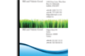 Private Client Business Cards – December 2009
