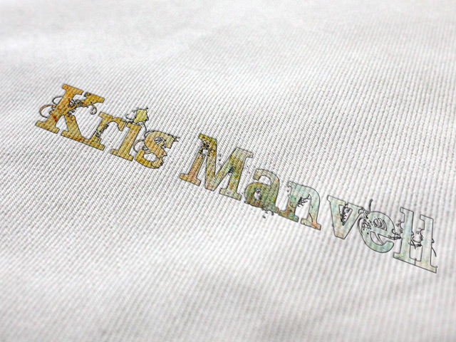 Kris Manvell Logo Design – June 2009