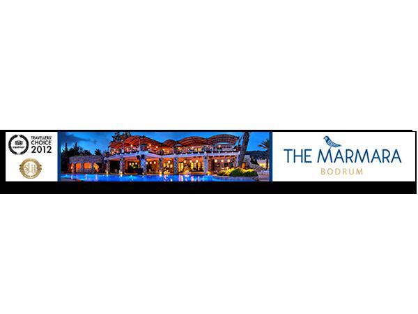 The Marmara Bodrum Banner Design – August 2012