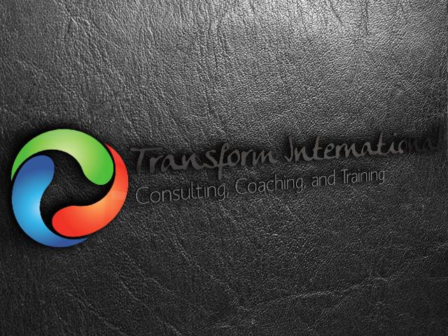 Transform International Logo Design – September 2010