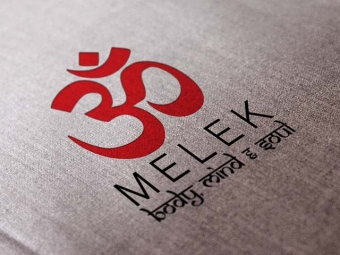 Melek Body, Mind & Soul Logo – November 2012