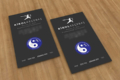 Private Client Business Card Design – May 2013