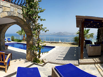 Luxury Bodrum Villa Photography – May 2013