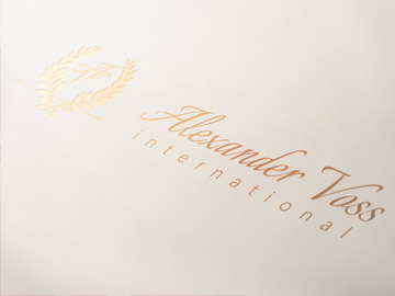 Alexander Voss Logo Design – June 2013