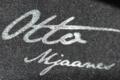 Otto Mjaanes Logo Design – July 2013