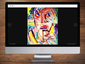 Otto Mjaanes Website Design – July 2013