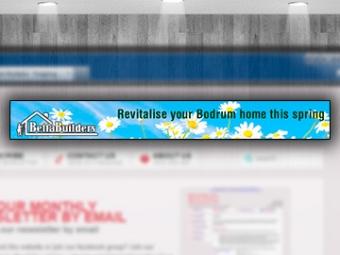 BettaBuilders Banner Advert – February 2014