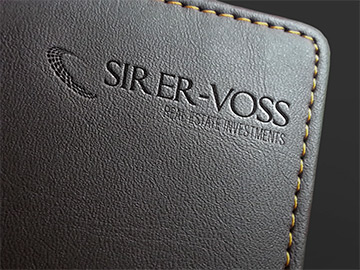 Sirer-Voss Logo Design – February 2014